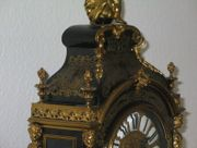 Boulle Uhr Frankreich um 1850