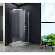 Duschkabine aus Glas 90 x