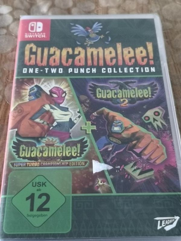 Nintendo Switch Guacamelee one - two