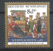 Bund Mi Nr 1396 postfrisch