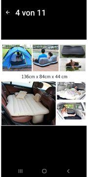 Auto Reise Bett -Luftmatratze