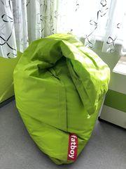 fatboy Sitzsack Lindgrün