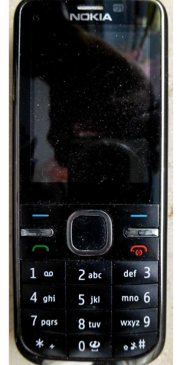 Nokia Handy C 5 - 00
