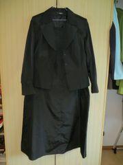 Kleid Kostüm langer Rock Jäckchen