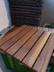 Terassenplatten Holz