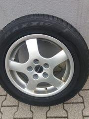 Alufelgen mit Winterreifen Audi Vw