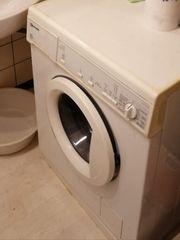 Bauknecht waschmaschine zu verschenken