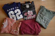 Verkaufe Sweatshirt-Set für Mädchen
