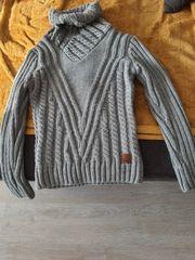 Winter pullover große M