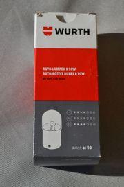 Verkaufe Auto-Lampen R 10 W