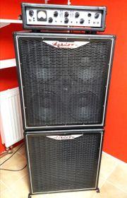 Bass-Verstärker full stack 4x10 1x15