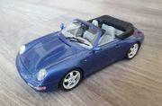 Bburago Porsche 911 Carrera 1993