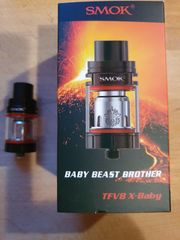 Smok TFV8 X-Baby schwarz
