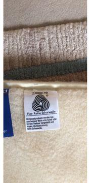 Unterbett aus reiner Schurwolle