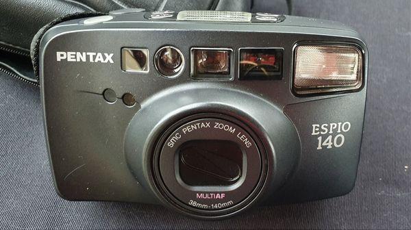Kamera PENTAX Espio 140