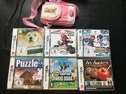 Nintendo DS Spiele Set plus