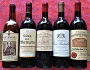 ALTE BORDEAUX-Weine für Sammler