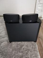 Bose Soundsystem 2 1 sehr