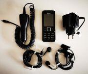 Nokia 6300 Handy Mobiltelefon schwarz