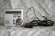 SONY Mini Disc Recorder MZ-