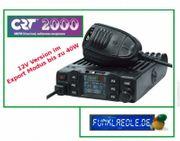 CRT 2000H CB Funkgerät mit