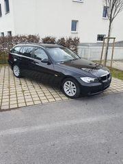 BMW 318d Kombi