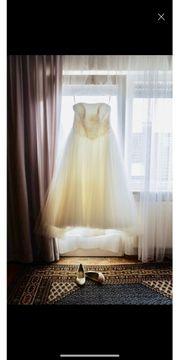 Wunderschönes Brautkleid von Brautmode Binder