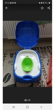 mobiler Toilettensitz