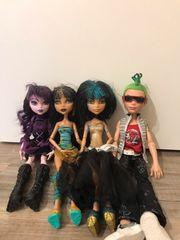 Monster High Puppen