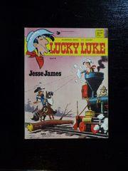 Lucky Luke - Jesse James - Band