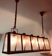 Designer-Deckenlampe Industrial Style inkl Leuchtmittel