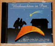 NEU - Audio-CD - Weihnachten in Pan - Pan-Flöten-Musik