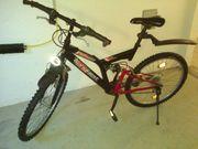 schönes Mountain-Bike