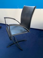 Schreibtischstuhl KFF Etzel Designklassiker Leder