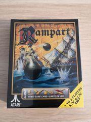 Atari Lynx Rampart - NEU