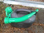 Diverse Benzinkanister 5 Liter top