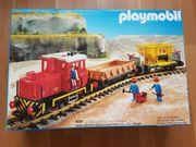Playmobil Set Eisenbahn Zug 4027