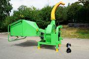 Holzhäcksler Holzschredder für Traktor Trecker