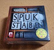 NSV 3500 - Spukstaben Kartenspiel Würfelspiel