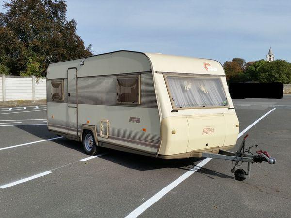 Wohnwagen Tabbert FFB Sportiv 485