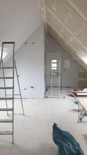 Maler- und Lackierarbeiten