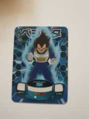 Dragonball Z Lamin Cards Vegeta