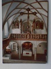 Ansichtskarte - Postkarte - LANDSHUT - Burg Trausnitz -