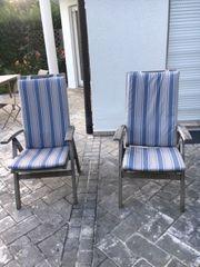 Hochwertige Garpa-Teakholz-Stühle