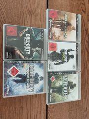 Verkaufe PS3 Call of Duty