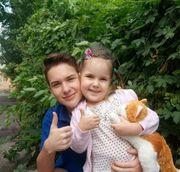 AuPair Junge aus der Ukraine