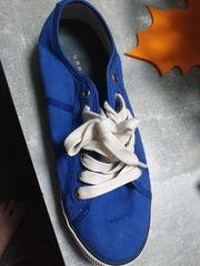 Thommy Hilfiger Damen Sneaker blau