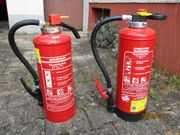 Feuerlöscher 6 Kg geprüft Zu