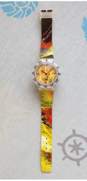 Quartz Armbanduhr Mondaine Zürich Schweiz