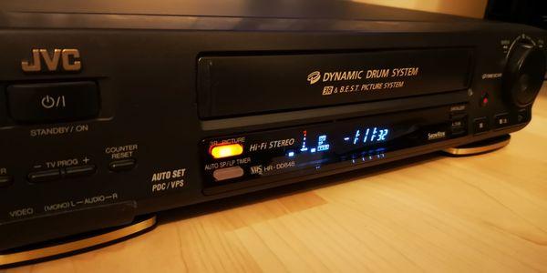 JVC Videorecorder HR-DD848 - Videorekorder